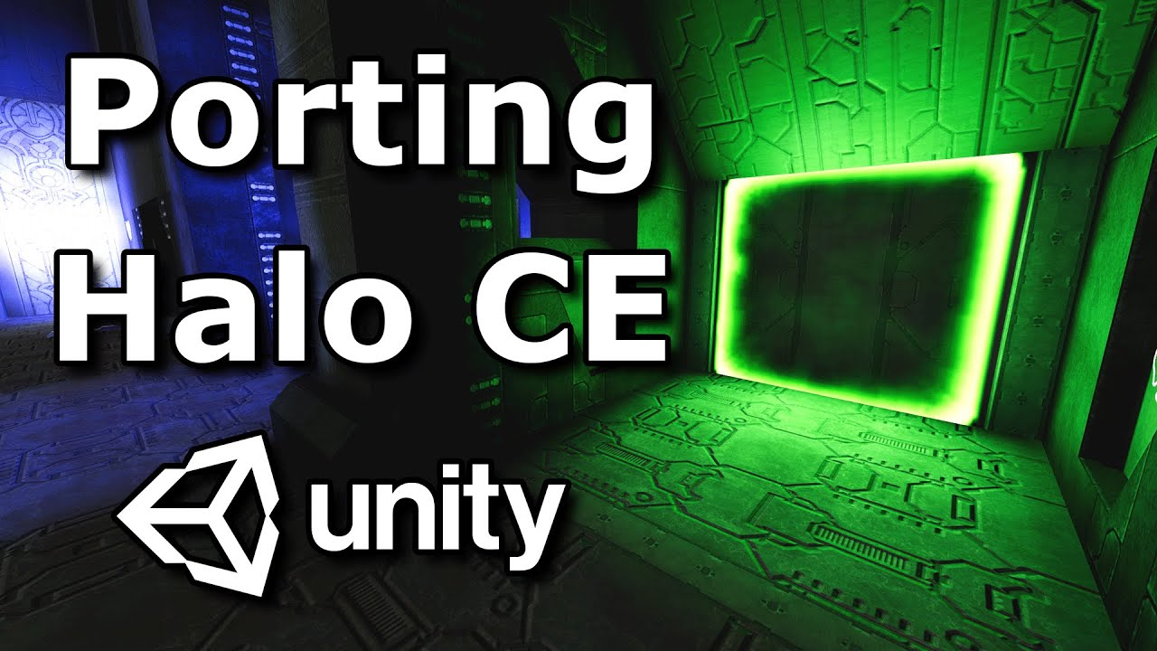 The Beancast: Porting Halo CE to Unity