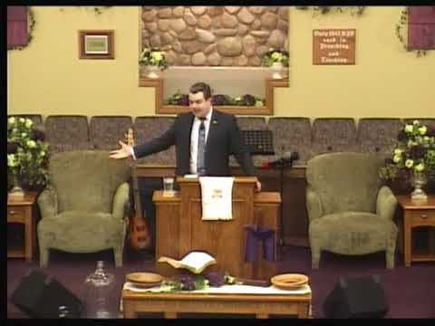 Bro. Jordan Foster: Born In Christ Every Day