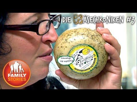 Im Käseparadies |Hilfe - Ich bin käsesüchtig! | Family Stories