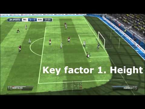 Fifa 13 | Bicycle Kick Tutorial | HD | PS3 & XBOX