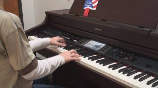 "Pirates of the Caribbean ""Jack Sparrow"" PIANO Version Performed by Sebastian Benavides"