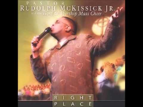 right place, right time - Rudolph Mckissick Jr.