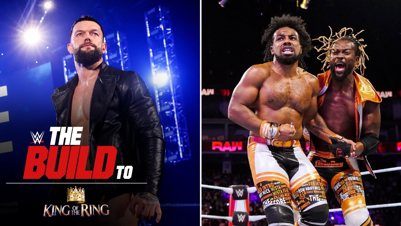 Download WWE The Build To: King of the Ring