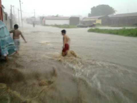 Sete municípios da região de Pombal já acumulam mais de 100 mm de chuvas no mês de janeiro