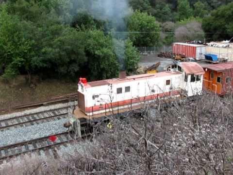 Niles Canyon Railway Alco S6