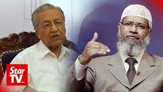Dr M: Malaysia has the right not to extradite Zakir Naik