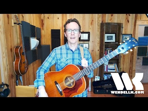how to play on guitar fingerstyle