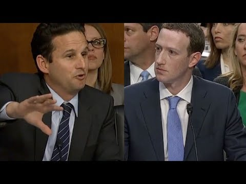 Hawaii Sen. Brian Schatz questions Facebook CEO Mark Zuckerberg