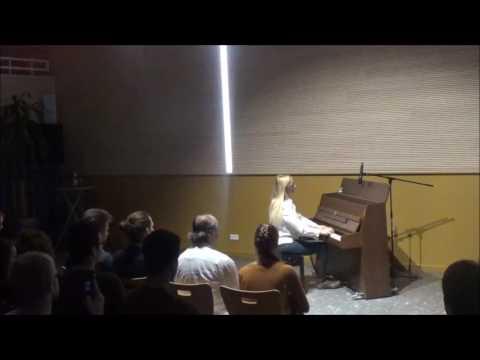 Valentina Lisitsa Free concert in Aachen