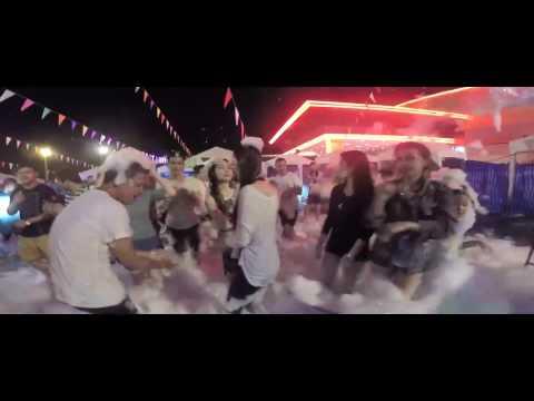 Foam Party Poipet City តន្រ្តីពពុះសាប៊ូ