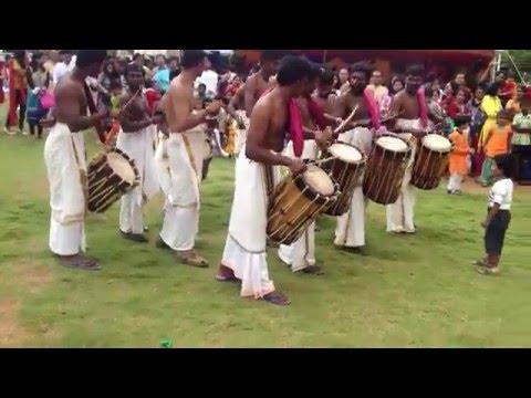 Kerala Drums Pulikali