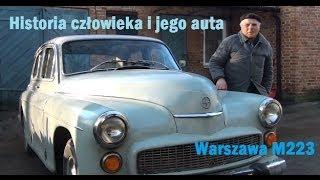 Klasyczna Motoryzacja - Warszawa M223