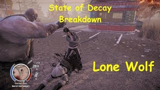 State of Decay YOSE BD Lone Wolf Mod Lv02 Ep01 - The Church