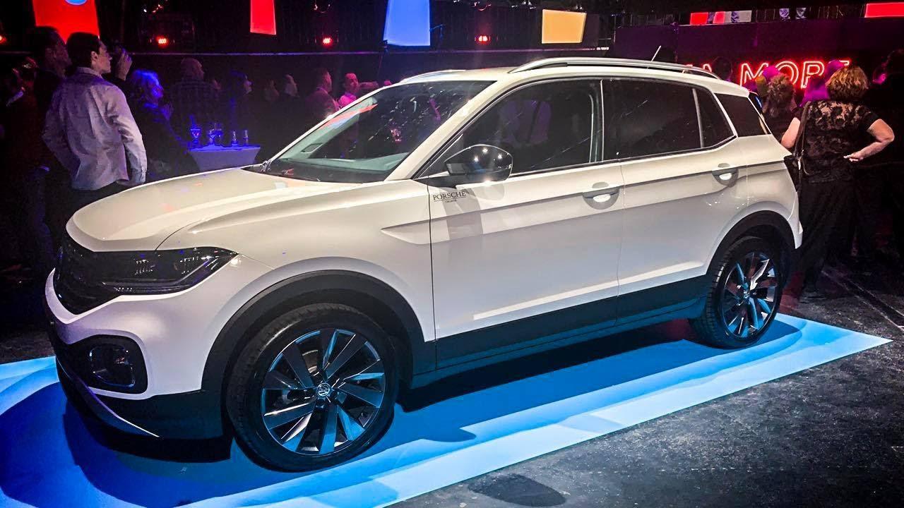 Volkswagen T-Cross - domaća premijera - YouTube