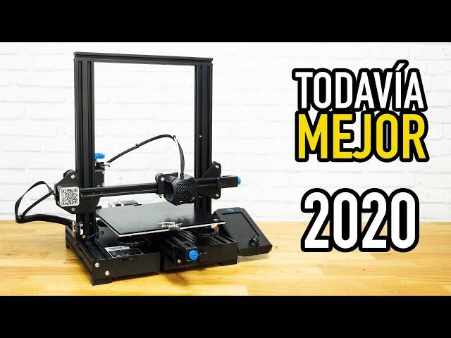 💥 La MEJOR Impresora 3D BARATA del 2020 | Ender 3 v2