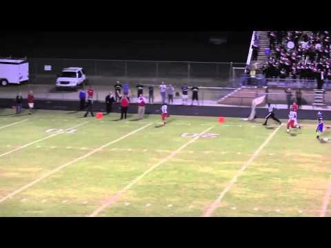 Play 3 - Jackson County, GA - Daivon Ledford
