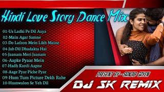 Non Stop Hindi Language Story Dance Mix Dj Sk Remix 2021