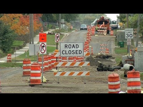 Road construction pain almost over for Brooklyn Park businesses