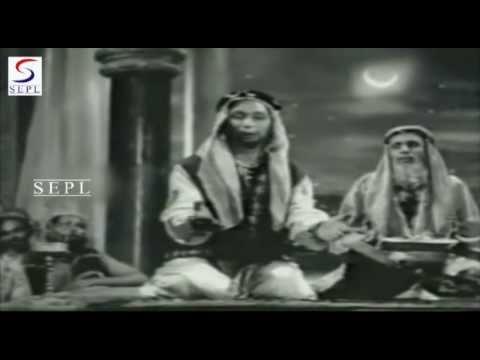 Falak Bola Khuda Ke Noor Ka Mein - Mohammed Rafi - KHUDA KA BANDA - Chandrashekhar, Krishna Kumari.