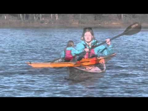 How To Paddle Your Kayak In Wind