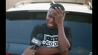 MC PILIPILI baada ya kuambiwa kamchungulia MKWE WAKE