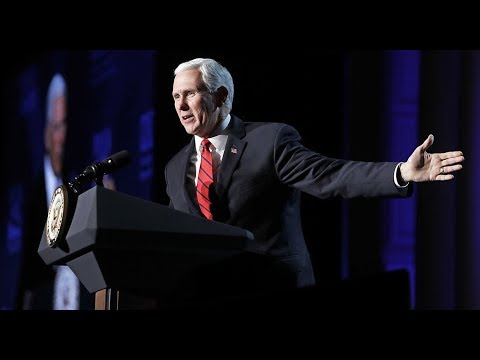 Republicans' last hope to flip Trump on tariffs Pence