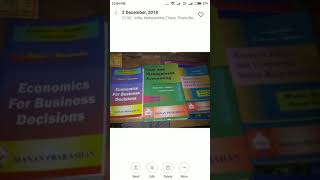m com economics exam paper pattern module wise syllabus mumbai
