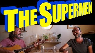 Cover of 'The Supermen' by David Bowie