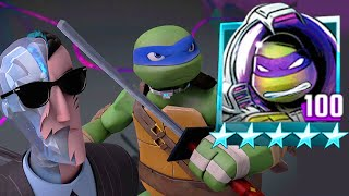 The Donnie's Gang - Teenage Mutant Ninja Turtles Legends