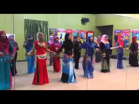 "Instructor Course ""Bellydance Fitness Level 1"""