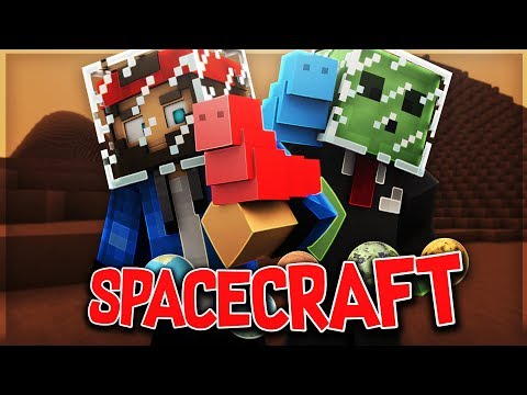 SU MARTE SI FANNO NUOVE AMICIZIE! - SpaceCraft #8 w/MarcusKron