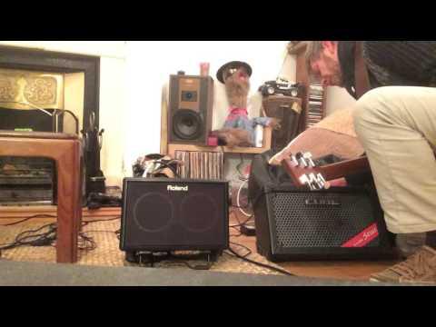 Roland AC33 versus Roland Street Cube