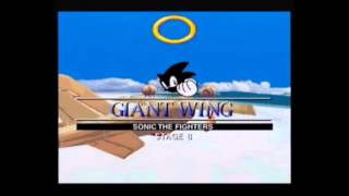 """Sonic The Fighters 4'11""""34 Speedrun as Knuckles [Current World Record]"""
