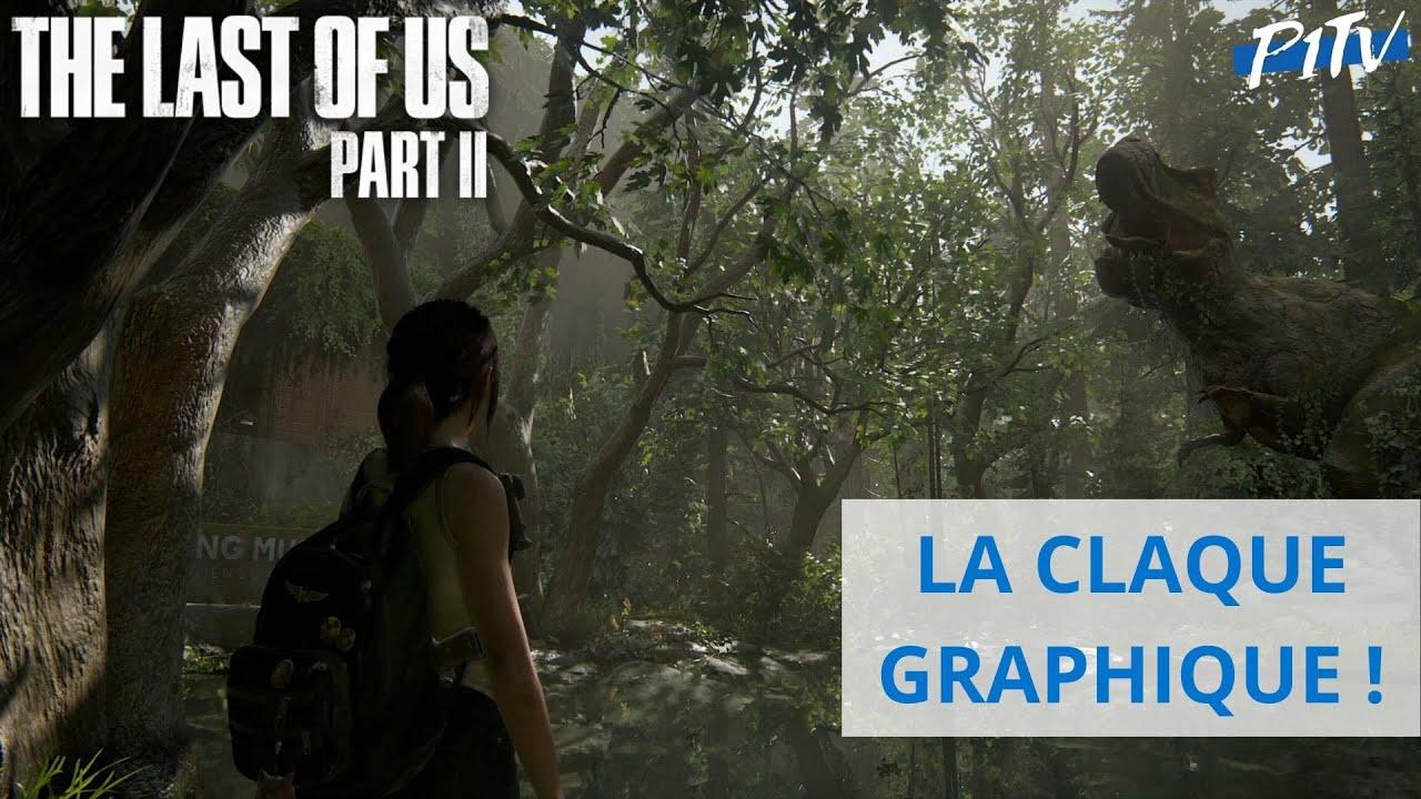 THE LAST OF US PART 2 - LES GRAPHISMES INCROYABLES DU JEU SUR PS4 PRO (PANORAMAS & GAMEPLAY 4K)
