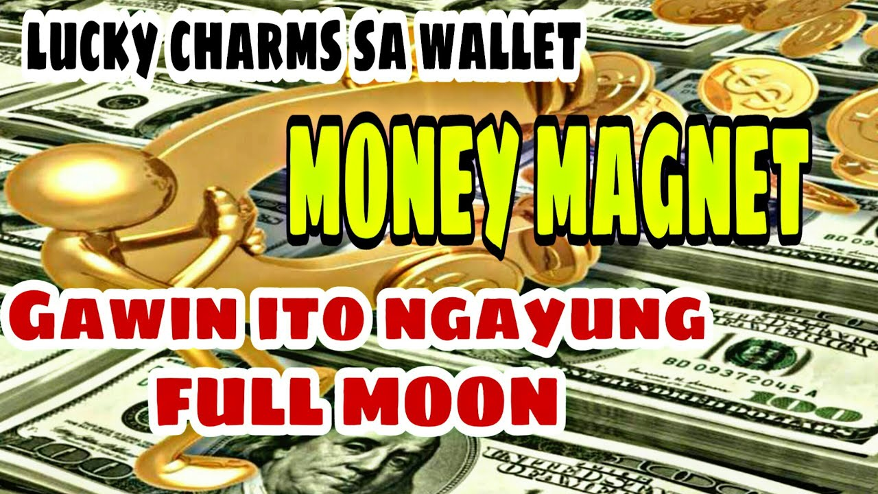 July 5 -MONEY MAGNET Gawin ngayung FULL MOON - mai-mai ofw life