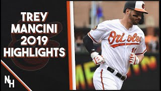 Trey Mancini 2019 Highlights