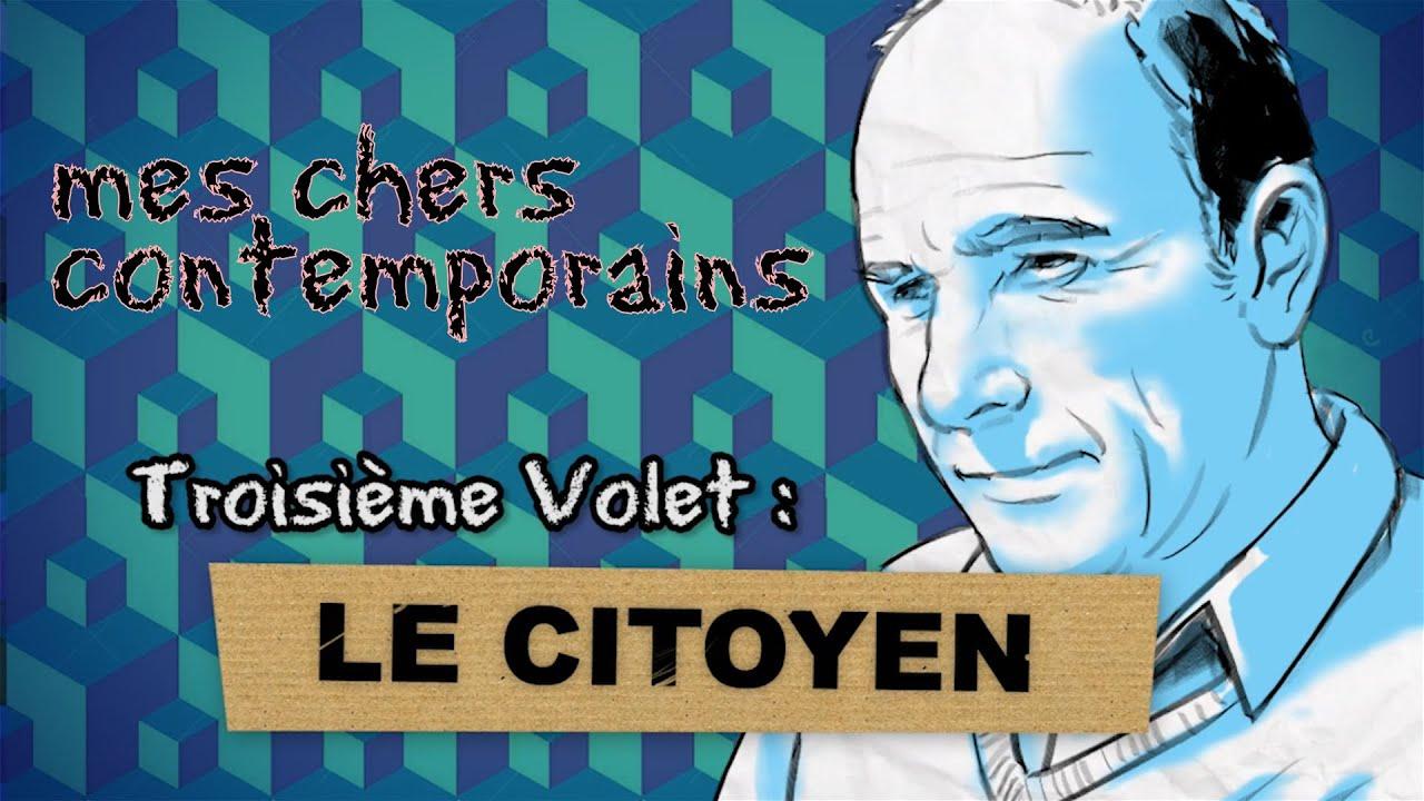 «Le Citoyen (Etienne Chouard)», par Usul en 2014