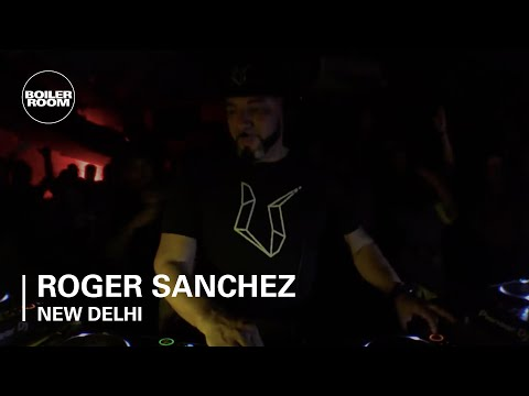 House: Roger Sanchez Boiler Room New Delhi Budweiser DJ Set