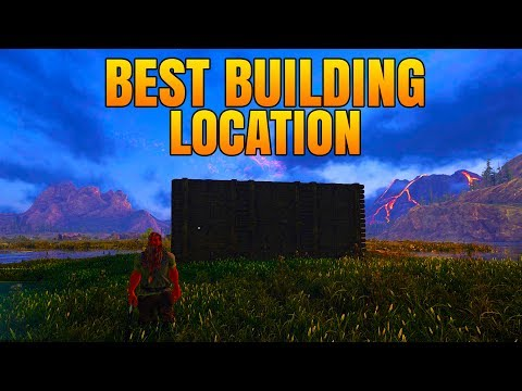 BEST BUILDING LOCATION! - Dark and Light Gameplay #7