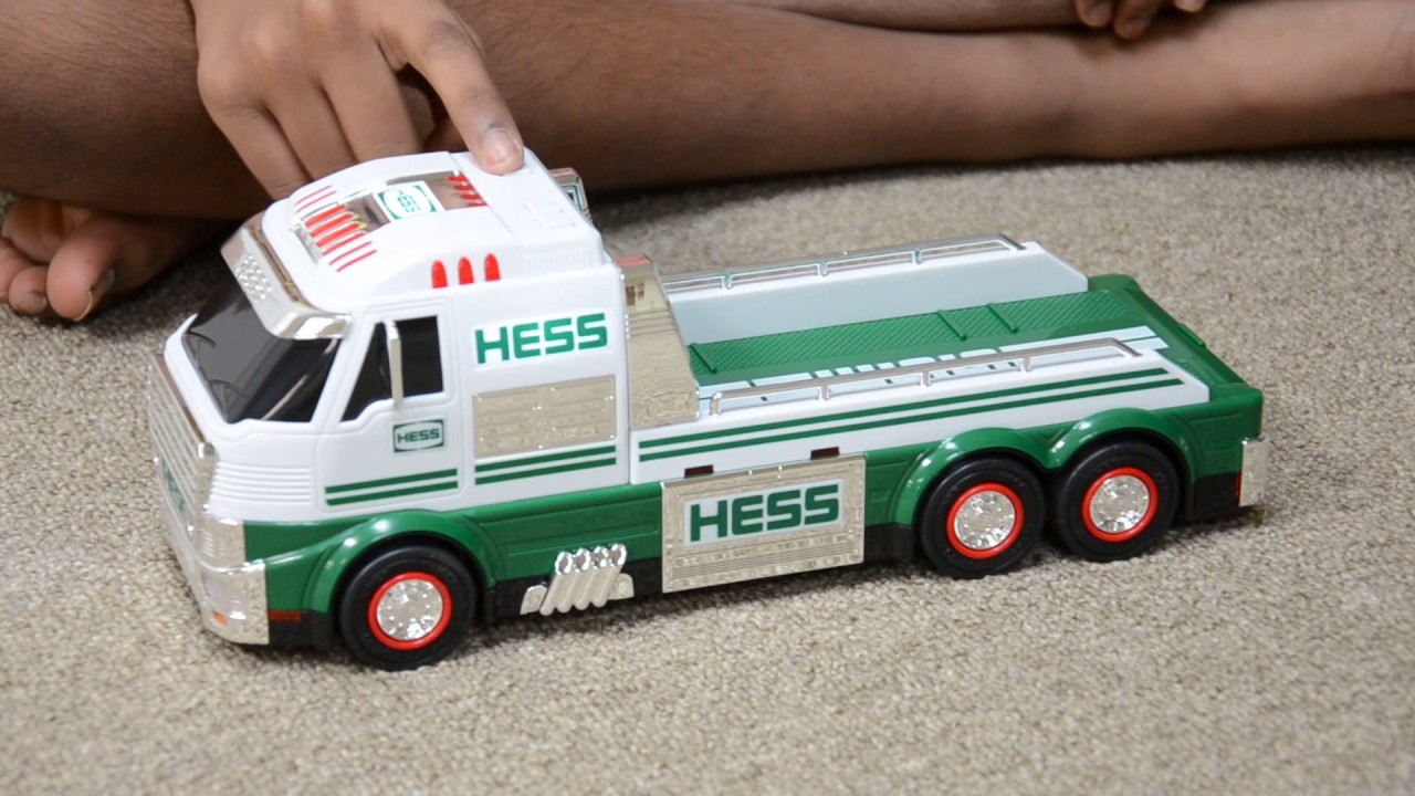 2016 Hess Toy Truck And Dragster Almost 100 Subs Special Youtube