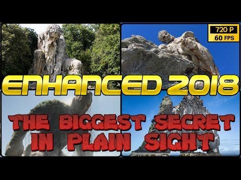 WORLD OF PETRIFIED GIANTS & TITANS [ENHANCED 'The BIGGEST SECRET Hidden in Plain SIGHT']