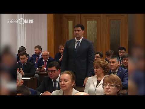 Денис Калинкин представил нового руководителя структурного подразделения исполкома Казани
