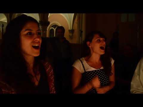 """Bina's Nigun"" Joey Weisenberg and the Hadar Ensemble ""Live in the Choir Loft"" (Film Series)"