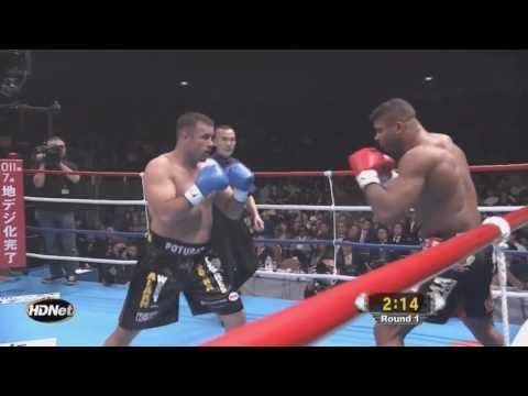 Alistair Overeem vs Dzevad Poturak (ENGLISCH) HD