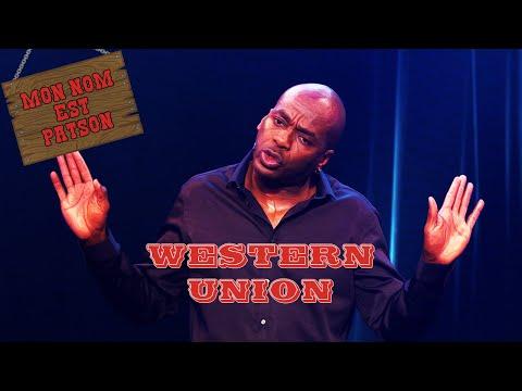 Mon Nom Est Patson - Western Union