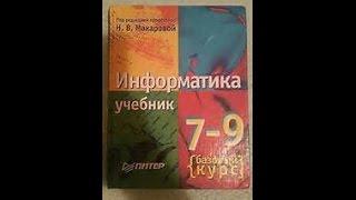 Краткий обзор на Учебник по Информатике.