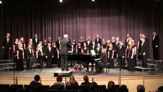 2013_03_11 UHS Chamber Choir - Surrexit Pastor Bonus