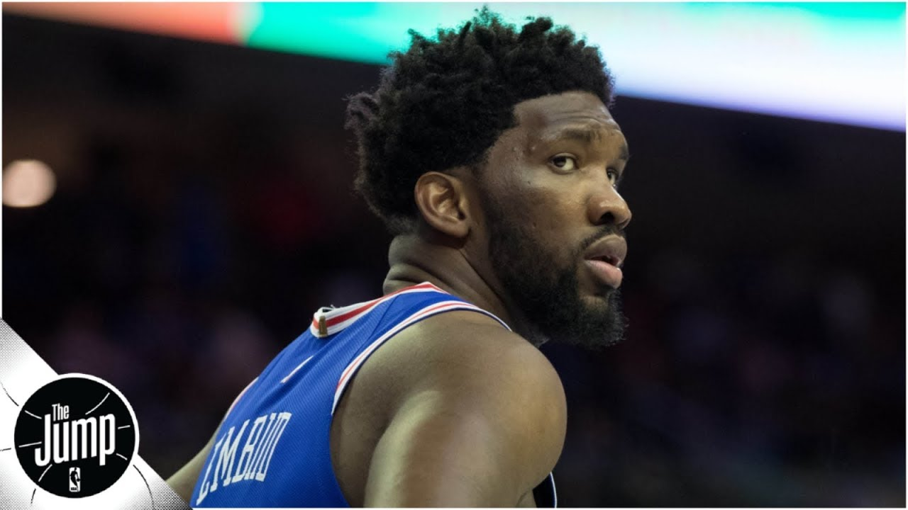 76ers fans boo their own team in loss vs. Nets: Bad look, or just 'Northeast basketball'?   The Jump