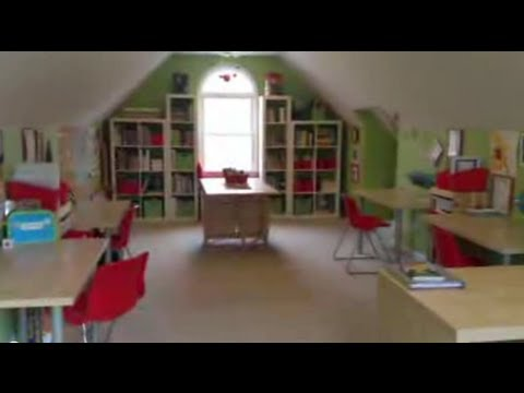 Homeschool Room Video Tour - part 1