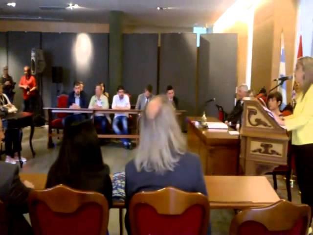 Loureiro, alcaldesa solo con el voto del PSOE